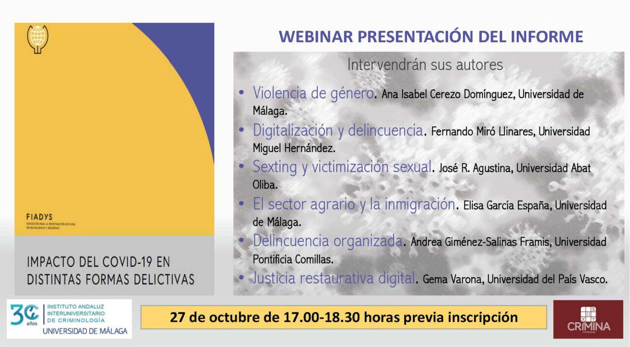 presentacion informe covid-19